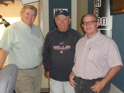 Jeff, Dr. Kevin Leman & Fred