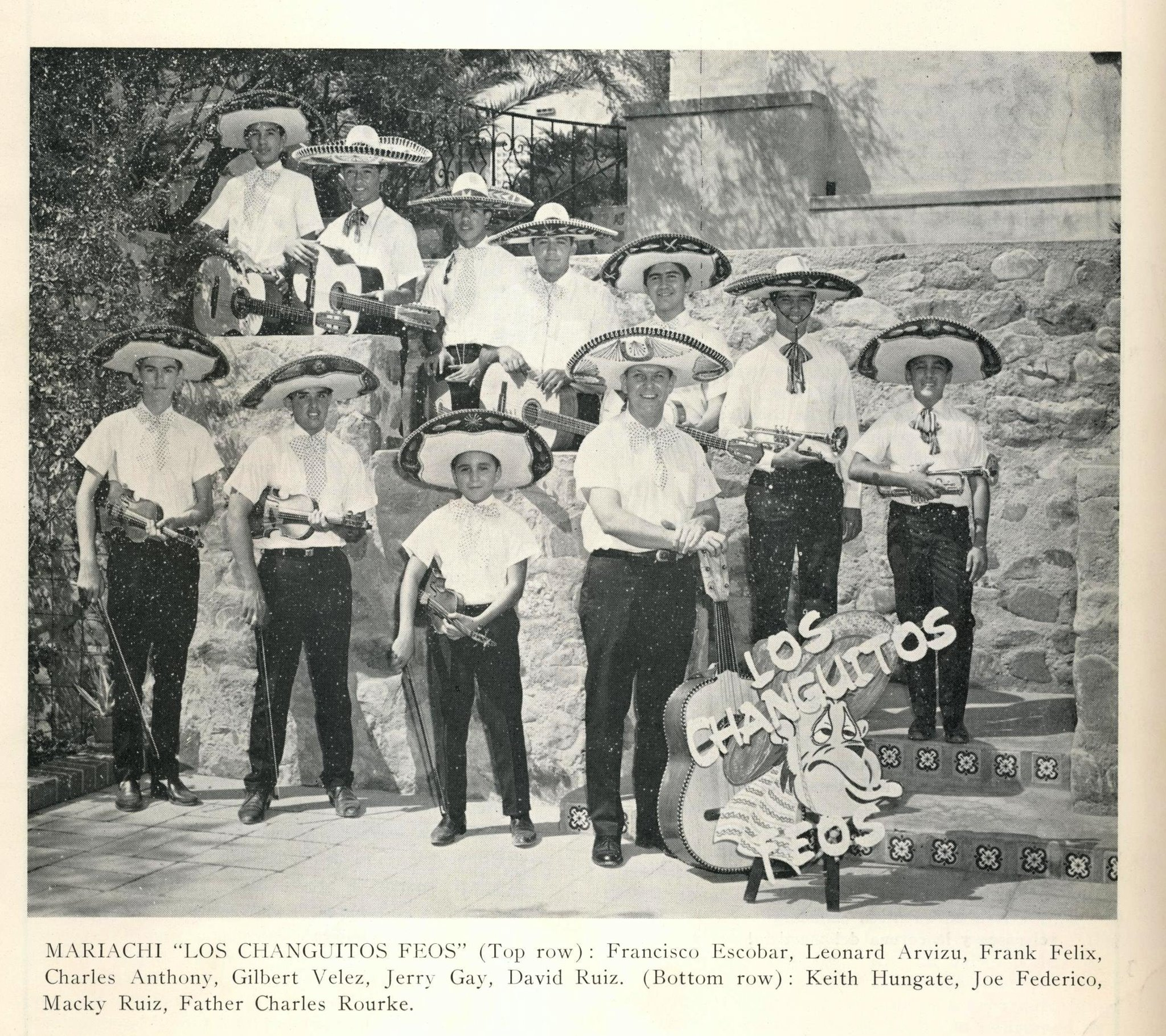 Los Changotos Feos de Tucson  - 1966