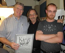 Jeff, Charles & Ben