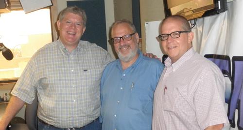 Jeff, David & Fred