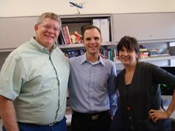 Jeff, Thaddeus & Bridgitte