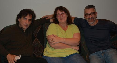 Hershey, Rosie & Trevor