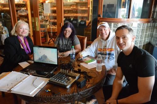 Lynn, Susan, Ronnie & Blake