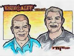 Fred & Jeff: Created by the fine artist's at Charlie's Comics