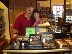 Tinder Box: Big Mike and the Shawna Wilson from Gurkha