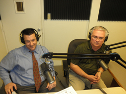 Good Guys: Pima County Supervisor Ray Carol & the Tucson Police Foundation Executive Director Rob LaMaster